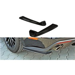 Sottoparaurti posteriore Ford Mustang MK6 GT 2014-
