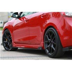 Estensione minigonne laterali sottoporta Mazda 3 MK2 MPS 09-13