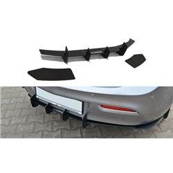 Estensioni sottoparaurti posteriori Mazda 3 Sport MPS 09-11
