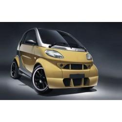 Paraurti anteriore Smart Fortwo