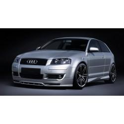 Minigonne laterali sottoporta Audi A3 8P