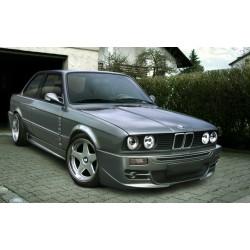 Minigonne laterali sottoporta BMW Serie 3 E30