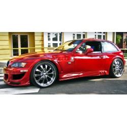 Minigonne laterali sottoporta BMW Z3