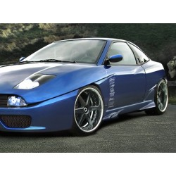 Minigonne laterali sottoporta Fiat Coupe