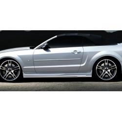 Minigonne laterali sottoporta Ford Mustang