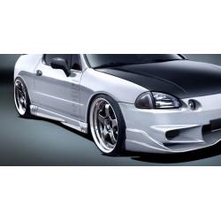 Minigonne laterali sottoporta Honda CRX Del Sol