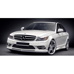 Minigonne laterali sottoporta Mercedes Classe C W204