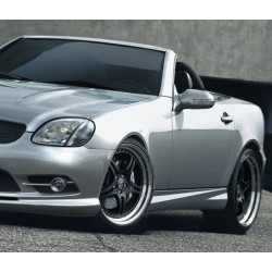 Minigonne laterali sottoporta Mercedes SLK R170