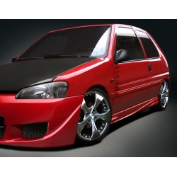 Minigonne laterali sottoporta Peugeot 106