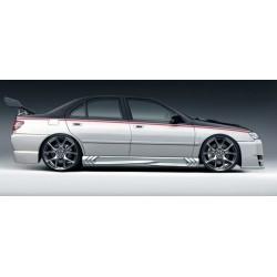 Minigonne laterali sottoporta Peugeot 406