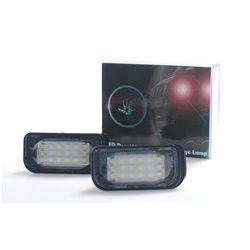 Luci targa a LED Mercedes CLK C209 W209
