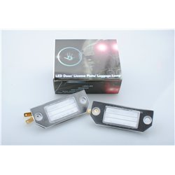 Luci targa a LED Ford Focus II MK2 ( dal 10.2003 - ST RS )