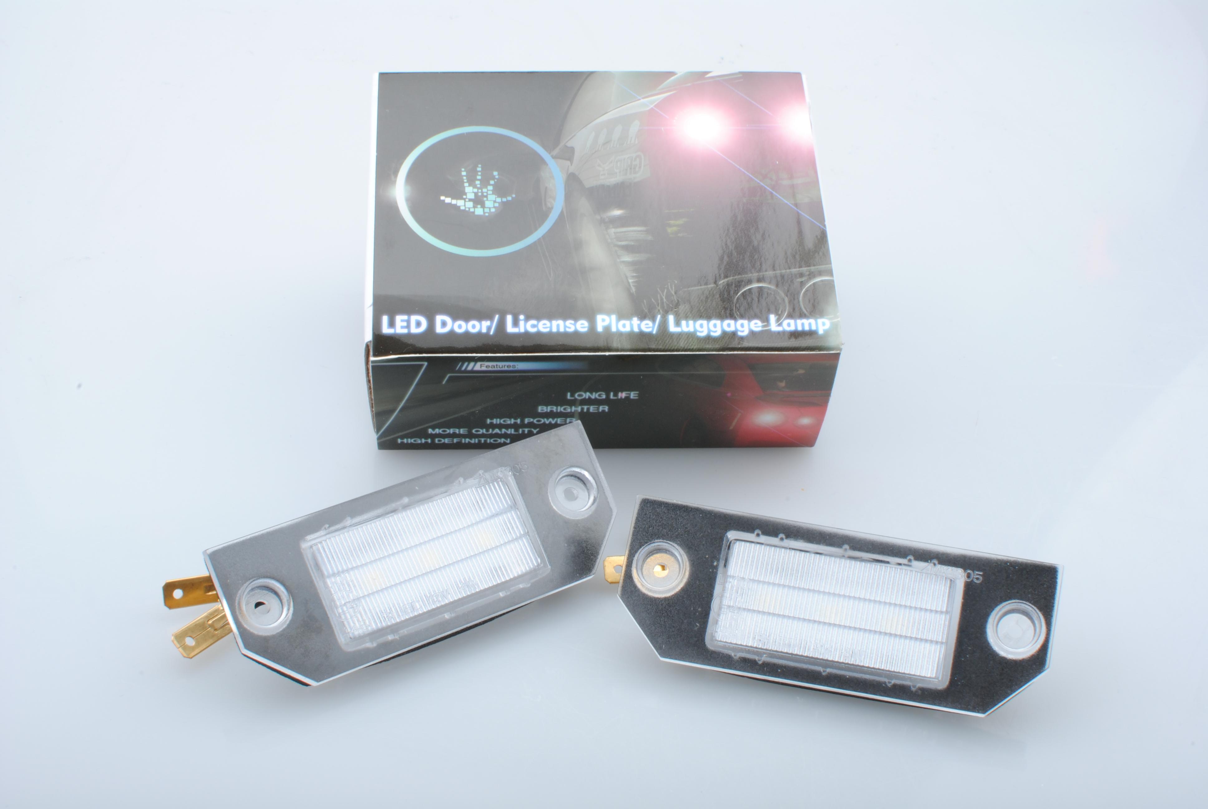 Luce Targa Illuminazione Targa FORD FOCUS C-Max//C-MAX FOCUS II