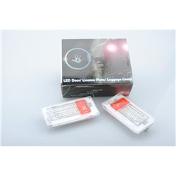 Luci targa a LED Mini Cooper R50 (2001-2006)