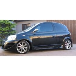 Minigonne laterali sottoporta Toyota Yaris