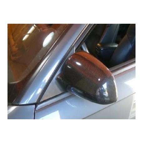 Calotte coprispecchi in carbonio Audi A3 8L