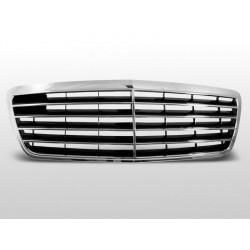 Mercedes Classe E W210 99-02 Griglia calandra anteriore