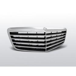 Mercedes Classe E W211 06-09 Griglia calandra anteriore