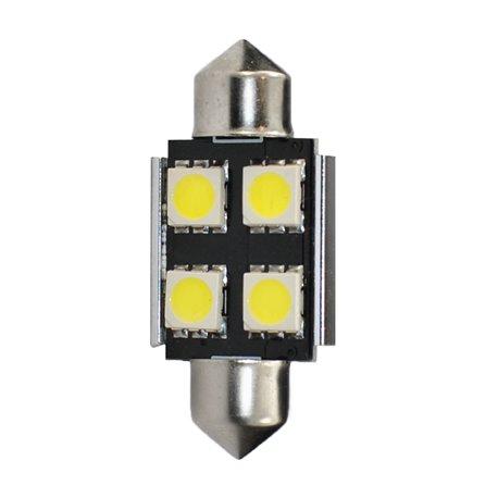 Diodo LED L002 T5 concavo bianco