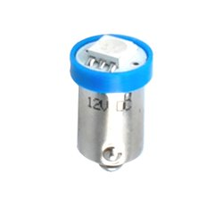 Diodo LED L008 BA9s 1xSMD5050 blu