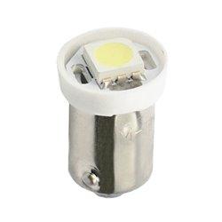 Diodo LED L008 BA9s 1xSMD5050 bianco