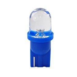 Diodo LED L010 W5W diffusivo blu