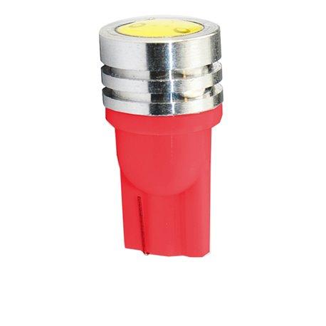 Diodo LED L014 W5W HP rosso