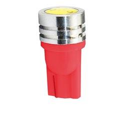 Diodo LED L015 W5W HP 1W rosso