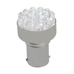 Diodo LED L035 BA15s 19xLED 5mm bianco