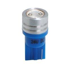 Diodo LED L915 W5W 24V HP 1W blu