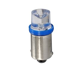 Diodo LED L907 BA9s 24V blue