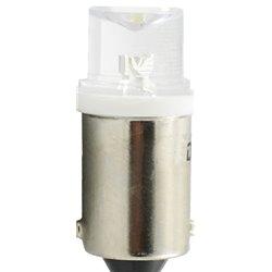 Diodo LED L907 BA9s 24V bianco