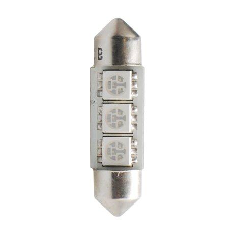 Diodo LED L310 C5W 36mm 3xSMD5050 CANBUS blu