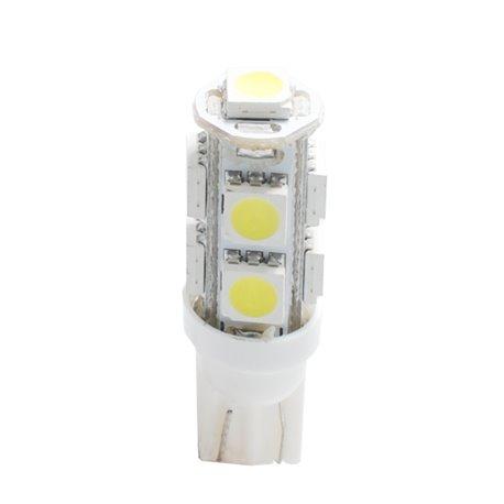 Diodo LED L058 W5W 9xSMD5050 bianco
