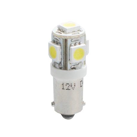 Diodo LED L057 5xSMD5050 bianco