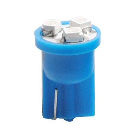 Diodo LED L056 W5W 3xSMD3528 blu