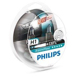 Lampada alogena Philips X-TREME H1 12V 55W