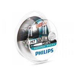 Lampada alogena Philips X-TREME H7 12V 55W +130%