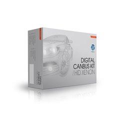 Kit di conversione Bi-Xenon Canbus Slim H4 6000K