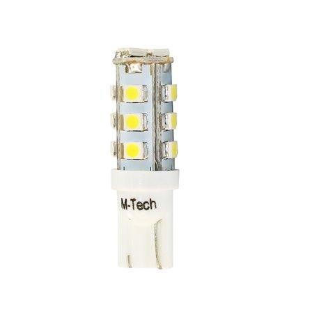 Diodo LED L077 W5W 16xSMD3528 bianco