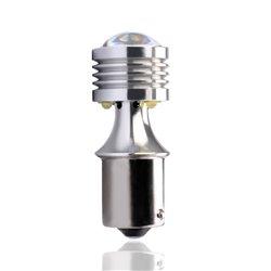 Diodo LED L331 Ba15s 4xCREE 12V bianco