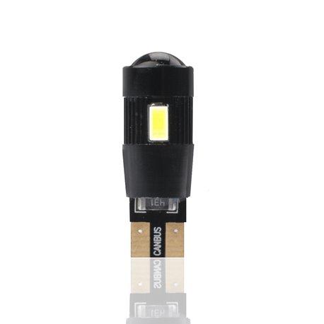 Diodo LED L339 W5W 6xSMD5730 Canbus bianco
