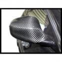 Calotte coprispecchi in carbonio BMW E90 09