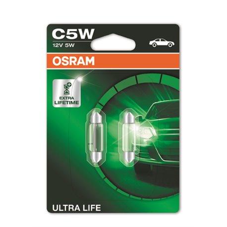 Lampada alogena OSRAM SV8,5-8 12V 5W C5W