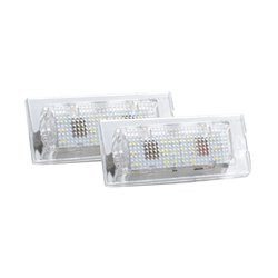 Luci targa a LED BMW X3 E83 03~10