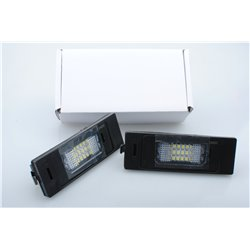 Luci targa a LED BMW Z4 E85 / E86 Coupe