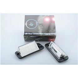 Luci targa a LED BMW 3 E36