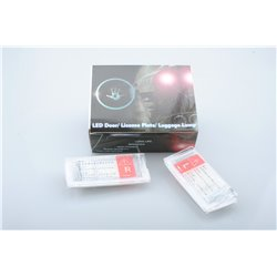 Luci targa a LED BMW 3 E46 Berlina / Touring (1998-2007)
