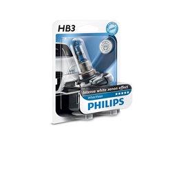 Lampada alogena Philips HB3 WHITE VISION