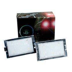 Luci targa a LED per Land Rover